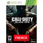Call of Duty Black Ops (FRENCH ONLY) - XBOX 360