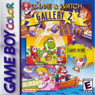 Game & Watch Gallery 2 - GBC (Cartridge Only)