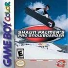 Shaun Palmer's Pro Snowboarder - GBC (Cartridge Only)