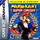 Mario Kart: Super Circuit - GBA (Cartridge Only)