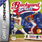 Backyard Sports Baseball 2007 - GBA (Cartridge Only)