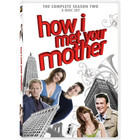 How I Met Your Mother The Complete Season Two - DVD (Box Set)