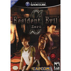 Resident Evil Zero - GameCube (With Book)