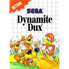 Dynamite Dux - Sega Master System (With Box, No Book)