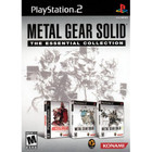 Metal Gear Solid: The Essential Collection - PS2 (With Book)