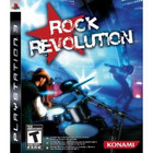 Rock Revolution - Used (With Book) - PS3