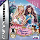 Barbie as the Princess and the Pauper - GBA (Cartridge Only)