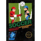 Soccer - NES (Cartridge Only, Cartridge Wear)