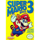 Super Mario Bros. 3 - NES (Cartridge Only, Cartridge Wear, Label Wear)