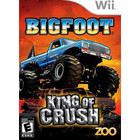 Bigfoot King Of Crush - Wii [Brand New]