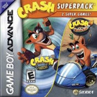 Crash Superpack - GAMEBOY ADVANCE (Cartridge Only)