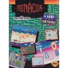 Menacer 6-Game Cartridge - Sega Genesis (Cartridge Only, Cartridge Wear, Label Wear)