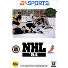 NHL '94 (Box and book) - Sega Genesis (Cartridge Only)