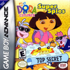 Dora The Explorer: Super Spies - GAMEBOY ADVANCE (Cartridge Only)