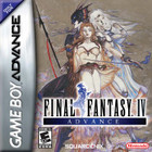 Final Fantasy IV: Advance - GAMEBOY ADVANCE (Cartridge Only)