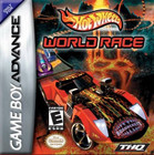 Hot Wheels: World Race - GAMEBOY ADVANCE (Cartridge Only)