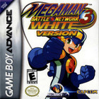 Mega Man Battle Network 3: White Version - GBA (Cartridge Only)