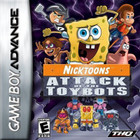 Nicktoons: Attack Of The Toybots - GAMEBOY ADVANCE (Cartridge Only)