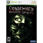 Condemned: Criminal Origins - XBOX 360 - Disc Only