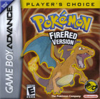 Pokemon FireRed Version - GBA - Cartridge Only