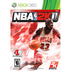 NBA 2K11 - XBOX 360 - Disc Only