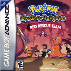Pokemon Mystery Dungeon: Red Rescue Team - GBA (Cartridge Only)