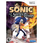Sonic and the Secret Rings - Wii (Disc Only)