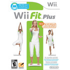 Wii Fit Plus - Wii (Disc Only)