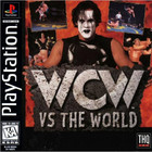 WCW vs The World - PS1 - Disc Only
