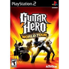Guitar Hero: World Tour - PS2 (Disc Only)