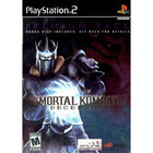 Mortal Kombat: Deception SPECIAL COLLECTOR EDITION GAME DISC - PS2 - Disc Only