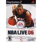NBA Live 06 - PS2 - Disc Only