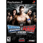 WWE SmackDown vs. Raw 2010 - PS2 - Disc Only