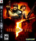 Resident Evil 5 - PS3 - Disc Only