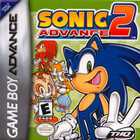 Sonic Advance 2 - GAMEBOY ADVANCE (Cartridge Only)