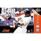 All-Star Baseball 99 - N64 (Cartridge Only, Label Wear and Cartridge Wear)