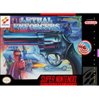 Lethal Enforcers - SNES - (Cartridge Only, Cartridge Wear)