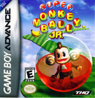 Super Monkey Ball Jr.  - GAMEBOY ADVANCE (Cartridge Only, Label Wear)