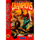 Eternal Champions - Sega Genesis - (Cartridge Only)