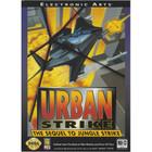 Urban Strike - Sega Genesis - (With Box, No Book, Label Wear, Cartridge Wear)