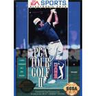 PGA Tour Golf II - Sega Genesis (With Box and Book)