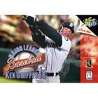 Major League Baseball Featuring Ken Griffey, Jr. - N64 (Cartridge Only)