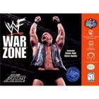 WWF War Zone - N64 (Cartridge Only, Cartridge Wear)
