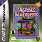Marble Madness - Klax - GAMEBOY ADVANCE (Cartridge Only)