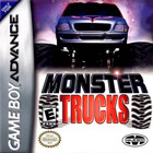 Monster Trucks - GAMEBOY ADVANCE (Cartridge Only)
