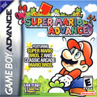 Super Mario Advance - GAMEBOY ADVANCE (Cartridge Only)