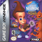 Adventures of Jimmy Neutron: Attack of the Twonkies - GBA (Cartridge Only)