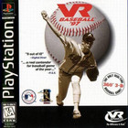 VR Baseball '97 - PS1 (With Book)