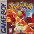 Pokemon Red - GAMEBOY (Cartridge Only)