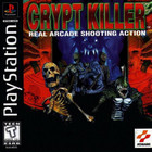 Crypt Killer - PS1 (With Box and Book)